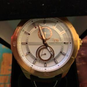 Pierre Bernard Monolith Chrono Designer Watch